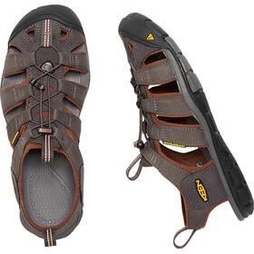 Keen Clearwater CNX Sandaalit Miehet, raven/tortoise shell